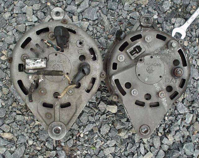 Alternator Wiring Diagram Nissan